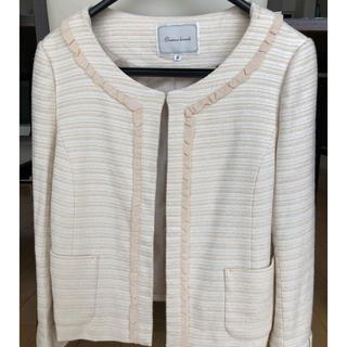 クチュールブローチ(Couture Brooch)のジャケット M サイズ(ノーカラージャケット)