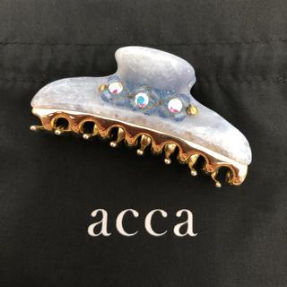 アッカ(acca)のacca アッカ(バレッタ/ヘアクリップ)