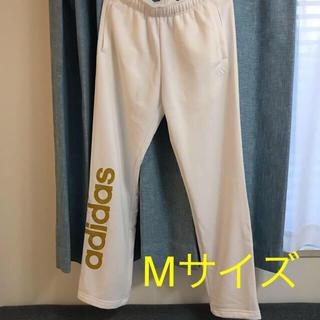 アディダス(adidas)の新品  アディダス スウェットパンツ 白 メンズ(その他)