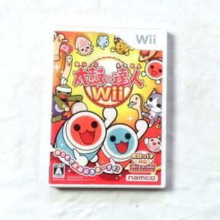 Wii 太鼓の達人Wii(家庭用ゲームソフト)