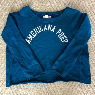 アメリカーナ(AMERICANA)のamericana スウェット (トレーナー/スウェット)
