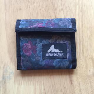 グレゴリー(Gregory)の90s GREGORY財布 グレゴリー オリジナル タペストリー 花柄 (折り財布)