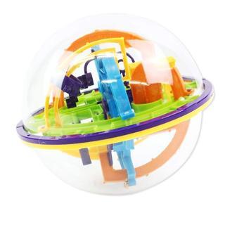 迷路ボール 158関門 3D立体パズル 子どもから大人まで 頭の体操 知育玩具(その他)