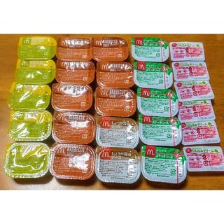 マクドナルド(マクドナルド)のマクドナルド☆ナゲットソース&パンケーキソース(調味料)