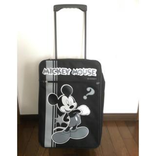 ディズニー(Disney)のキャリーバッグ 子供用 ディズニー ミッキー(その他)