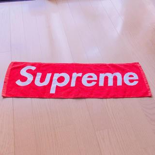 シュプリーム(Supreme)のSupreme タオル(タオル/バス用品)
