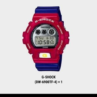 ジーショック(G-SHOCK)のトランスフォーマー×G-SHOCK(腕時計(デジタル))