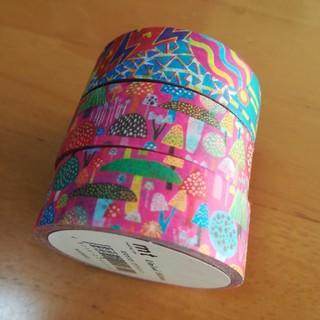 エムティー(mt)のラフォーレ原宿 マスキングテープ(テープ/マスキングテープ)