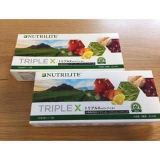 アムウェイ(Amway)のアムウェイ トリプルX 旧製品 2個セット(ビタミン)