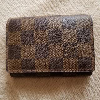 ルイヴィトン(LOUIS VUITTON)のLouis Vuitton キーケース(名刺入れ/定期入れ)