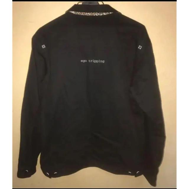 NAPATOR(ナパトール)の最終値下げ‼︎レオパードジャケット napator L メンズのジャケット/アウター(その他)の商品写真