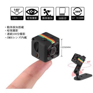SQ11型防犯小型カメラ テレビ出力可能(防犯カメラ)