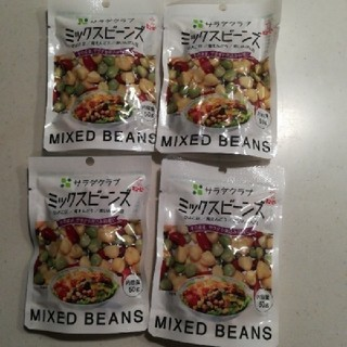 ミックスビーンズ(豆腐/豆製品)
