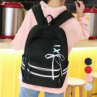 ☆新品☆大容量スクエアリュック(リュック/バックパック)