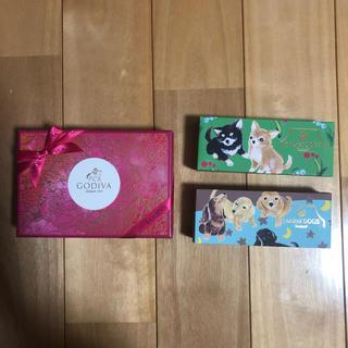 チョコレート(chocolate)のGODIVA、ゴンチャロフ バレンタイン チョコレート(菓子/デザート)