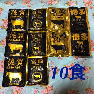 九州レトルトカレー10食セット(レトルト食品)