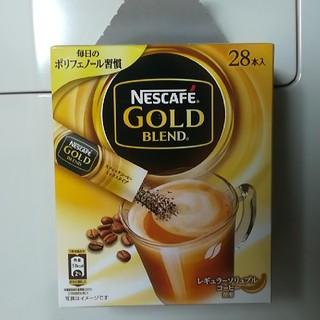 ネスレ(Nestle)のネスカフェゴールドブレンド★スティックコーヒー★26本(コーヒー)