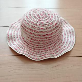 クーラクール(coeur a coeur)のクーラクール 麦わら帽子 48(帽子)