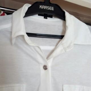 インディビジュアル(INDIVIDUAL)の値下げインディビシャツ(Tシャツ(長袖/七分))