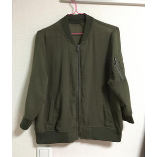シマムラ(しまむら)のジャケット(ブルゾン)