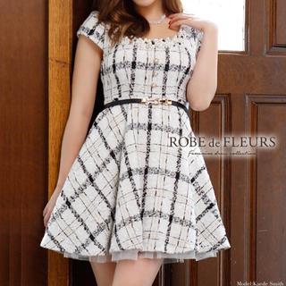 アンディ(Andy)のローブドフルール ♡ ドレス(ミニドレス)