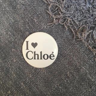 クロエ(Chloe)のchloe缶バッジ(その他)