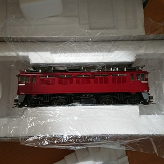 トミー(TOMMY)のtomix トミックスHO-110 ED75形電気機関車(ひさし付き)(鉄道模型)