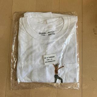 シュプリーム(Supreme)のtravis scott virgil abloh サイズL(Tシャツ/カットソー(半袖/袖なし))