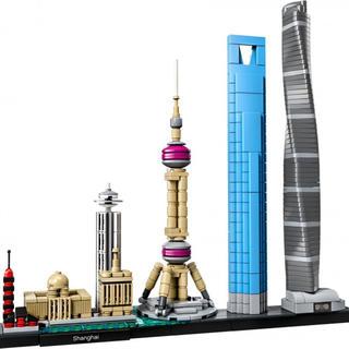 レゴ(Lego)のレゴ レゴランド アーキテクチャー  21039 上海(知育玩具)