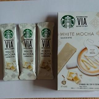 スターバックスコーヒー(Starbucks Coffee)のスターバックスVIAモカ(コーヒー)