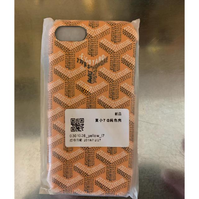 GOYARD - iPhone7/8の通販 by T's shop|ゴヤールならラクマ