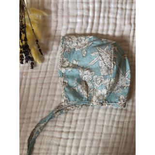 キャラメルベビー&チャイルド(Caramel baby&child )のべべオーガニック 春色ボンネット(帽子)