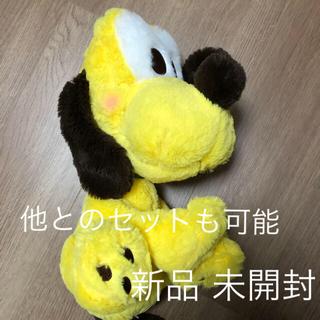 Disney - 【新品 未開封】ディズニー プルート ぬいぐるみ