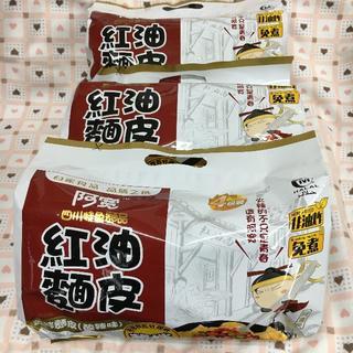 大人気! 3パック 中華インスタント 四川鋪蓋麺 酸辣味 HALAL(米/穀物)