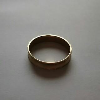K18ピンクゴールドリング16号(リング(指輪))