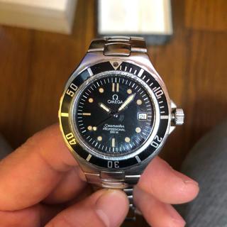 オメガ(OMEGA)のオメガ腕時計 シーマスター 【ジャンク】(腕時計(アナログ))