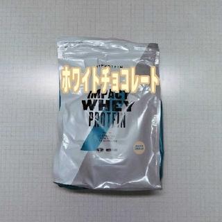 マイプロテイン(MYPROTEIN)のホワイトチョコレート味 マイプロテイン1kg   ホエイプロテイン 1kg (プロテイン)