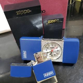 激レアコレクション❤00D'Zippo&アラームクロック♥未使用可動品❤