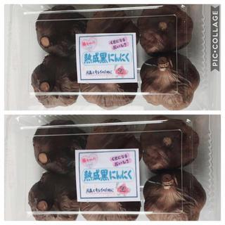 福ちゃんの熟成 黒にんにく 約600g M6個×2パック(その他)