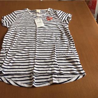 ザラ(ZARA)の 新品タグ付きZARAチュニック164センチ(Tシャツ/カットソー)