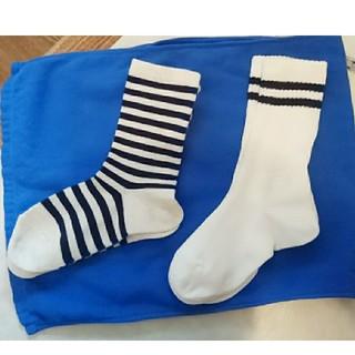 ムジルシリョウヒン(MUJI (無印良品))の無印良品☆新品レディース靴下2足セット(その他)