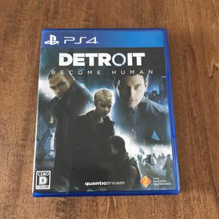 プレイステーション4(PlayStation4)の【PS4】DETROIT BECOME HUMAN(家庭用ゲームソフト)