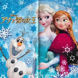 Disney - アナと雪の女王 ハンドタオル