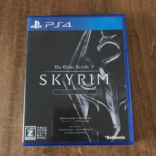 プレイステーション4(PlayStation4)の【PS4】SKYRIM(家庭用ゲームソフト)