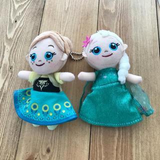 アナトユキノジョオウ(アナと雪の女王)のアナと雪の女王マスコット(キャラクターグッズ)