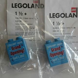 レゴ(Lego)のレゴランド限定ブロック 2点(知育玩具)