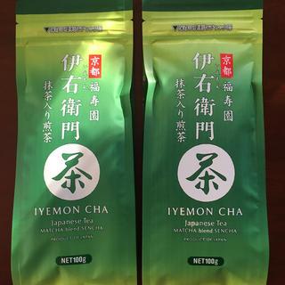 お茶 2袋 伊右衛門(茶)