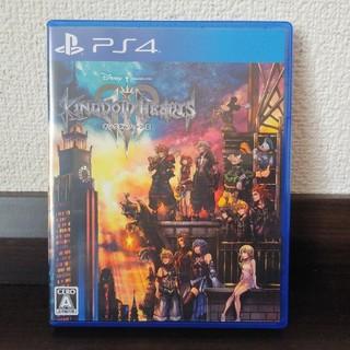 プレイステーション4(PlayStation4)のキングダムハーツ3 ps4 キングダムハーツⅢ(家庭用ゲームソフト)