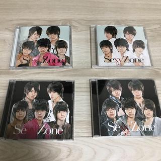 セクシー ゾーン(Sexy Zone)のsexyzone セクシーゾーン CD DVD セクゾ デビューシングル(ポップス/ロック(邦楽))