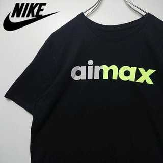 NIKE - 【激レア】 ナイキ エアマックス 定番ロゴ Tシャツ airmax N252